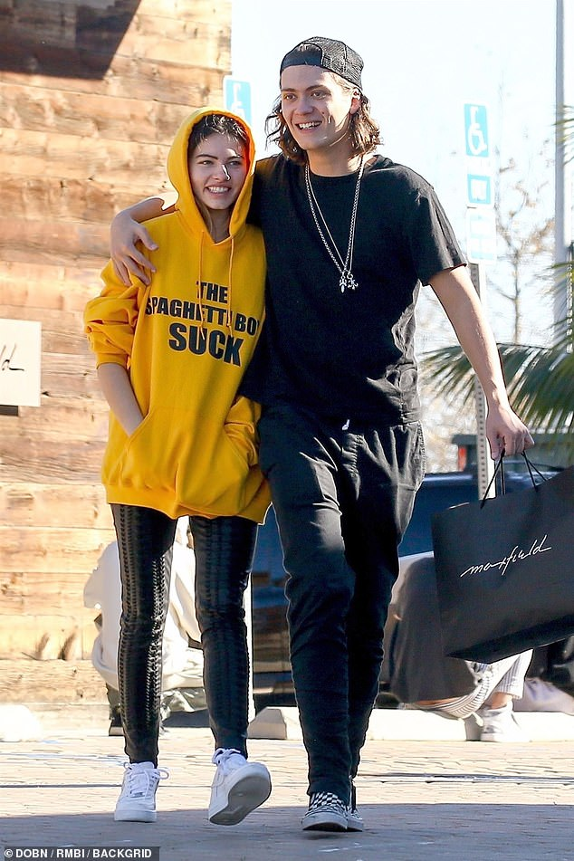 Image result for thylane blondeau and boyfriend