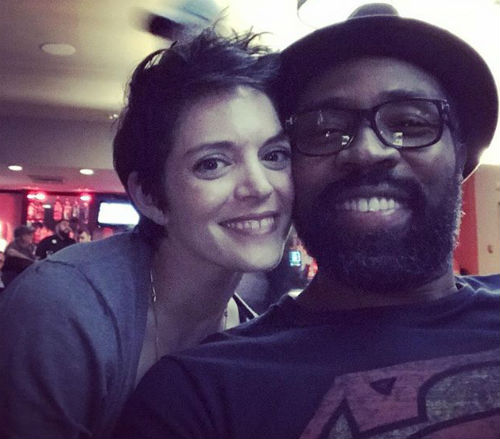 Image result for cress williams and kristen torrianni