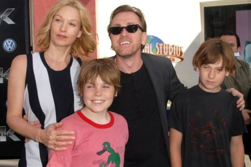 Image result for Tim Roth family