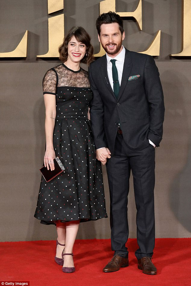Image result for Lizzy Caplan husband